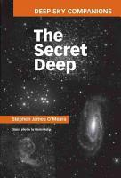 Deep Sky Companions  The Secret Deep PDF