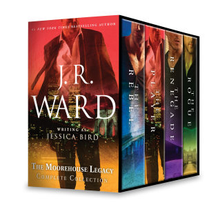 J  R  Ward The Moorehouse Legacy Complete Collection