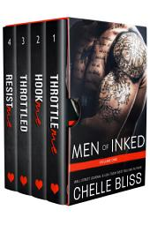 Men of Inked Books 1-3 (Romantic Family Saga): FREE Romance Boxset