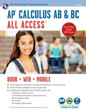 AP® Calculus AB & BC All Access Book + Online: Edition 2