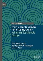 From Linear to Circular Food Supply Chains PDF