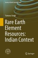 Rare Earth Element Resources  Indian Context PDF