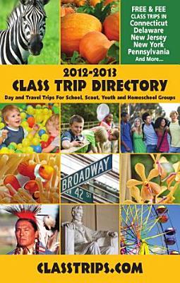 2012 2013 Class Trip Directory PDF