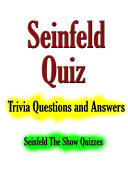 Download Seinfeld Quiz Book