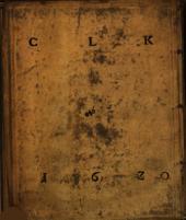 Ma'nevath Suriya Hoc est, lexicon syriacum, e Novo Testamento et rituali Severi, patriarchae quondam Alexandrini, syro collectum, tribus linguis cardinalibus expositum atque in illustri Wittebergensium Academia tredecim disputationibus propositum, auctore et praeside M. Christophoro Crinesio,...