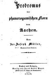 Prodromus der phanerogamischen Flora von Aachen