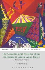 The Constitutional Systems of the Independent Central Asian States