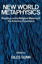 New World Metaphysics