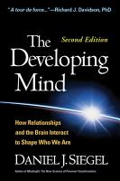 The Developing Mind  Second Edition PDF