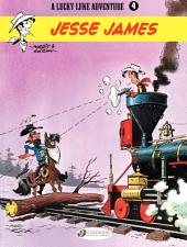 Lucky Luke - Volume 4 - Jesse James