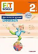 Fit f  r die Schule  Das musst du wissen  Deutsch 2  Klasse PDF