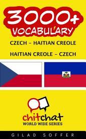 3000+ Czech - Haitian_Creole Haitian_Creole - Czech Vocabulary