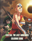 Avatar  The Last Airbender Coloring Book 50  PDF