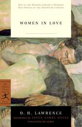 Women in Love: (A Modern Library E-Book)