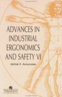Advances In Industrial Ergonomics VI PDF