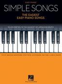 Simple Songs   The Easiest Easy Piano Songs