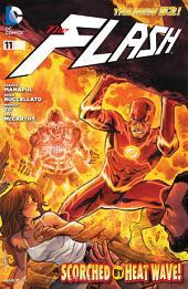 The Flash (2011- ) #11