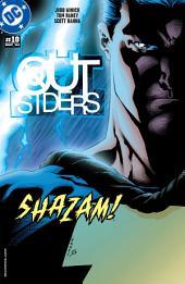 Outsiders (2003-) #10