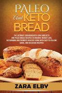 Paleo and Keto Bread Book