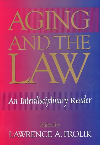 Aging and the Law PDF