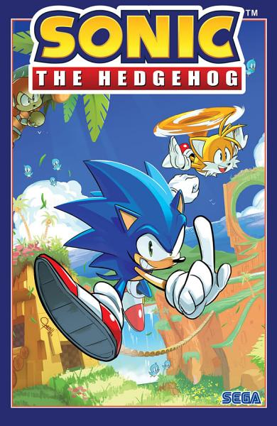 Download Sonic the Hedgehog  Vol  1  Fallout Book