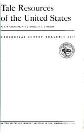 Geological Survey Bulletin: Issues 1167-1169