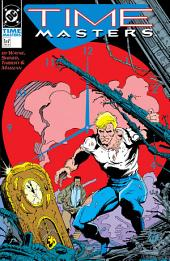 Time Masters (1990-) #1