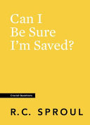 Can I Be Sure I m Saved
