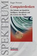 Computerdenken PDF