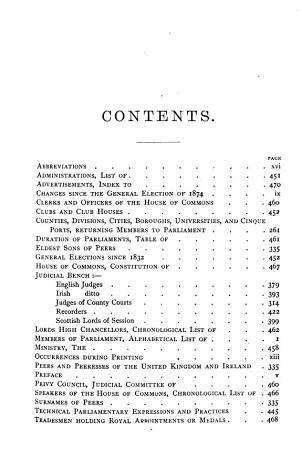 Debrett s Illustrated House of Commons and the Judicial Bench PDF