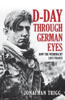 D Day Through German Eyes PDF