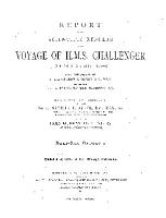 Report on the Scientific Results of the Voyage of HMS Challenger  Deep Sea Deposits PDF