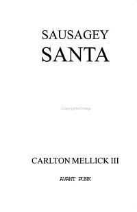Sausagey Santa PDF