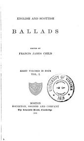 English and Scottish Ballads: Volume 14