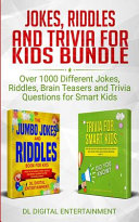 Jokes, Riddles and Trivia for Kids Bundle