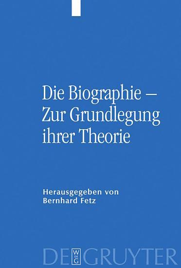 Die Biographie PDF