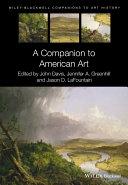 A Companion to American Art