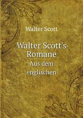 Walter Scott's Romane