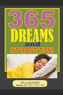 365 Dreams and Interpretations