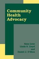 Community Health Advocacy PDF