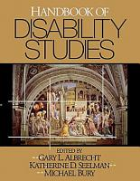 Handbook of Disability Studies PDF