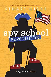 Spy School Revolution Book