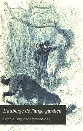 L'auberge de l'ange-gardien: illustrée de 75 vignettes par Foulquier. Nouv. éd