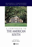 A Companion to the American South PDF