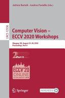 Computer Vision – ECCV 2020 Workshops
