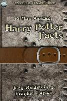 101 More Amazing Harry Potter Facts PDF