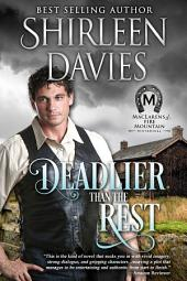 Deadlier than the Rest: MacLarens of Fire Mountain Historical Western Romance