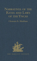 Narratives of the Rites and Laws of the Yncas PDF
