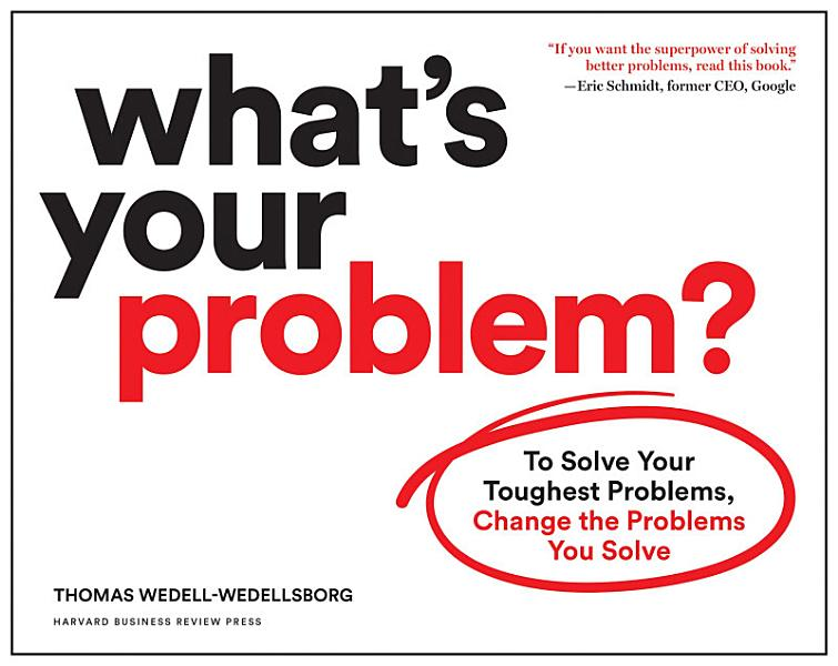 Download What s Your Problem  Book