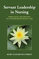 Servant Leadership in Nursing PDF